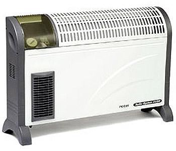 Обогреватель Rotel Turbo System 2000 U76.5 CH1